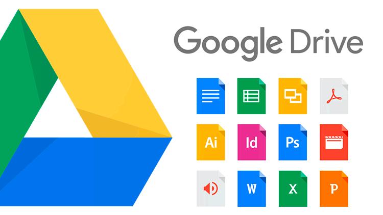 herramientas google drive